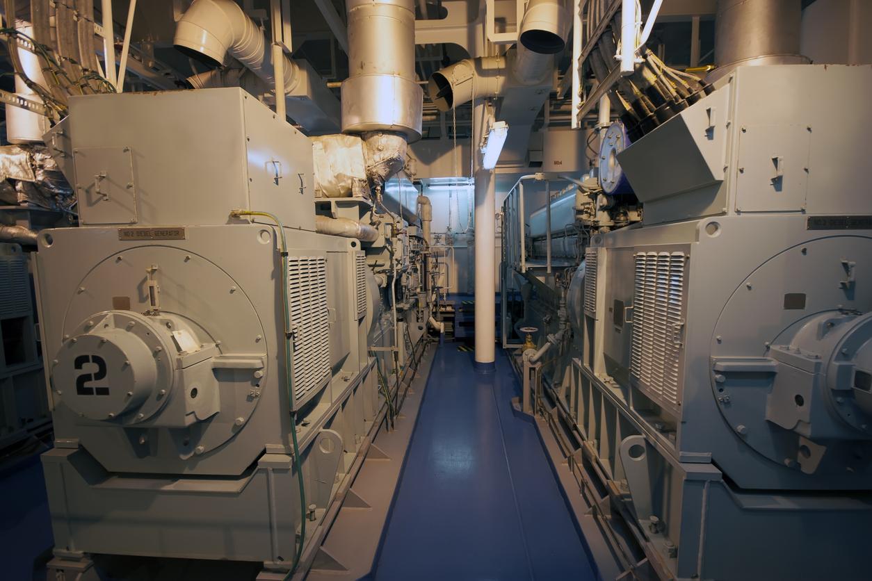 Marine Air Compressors | KB Delta