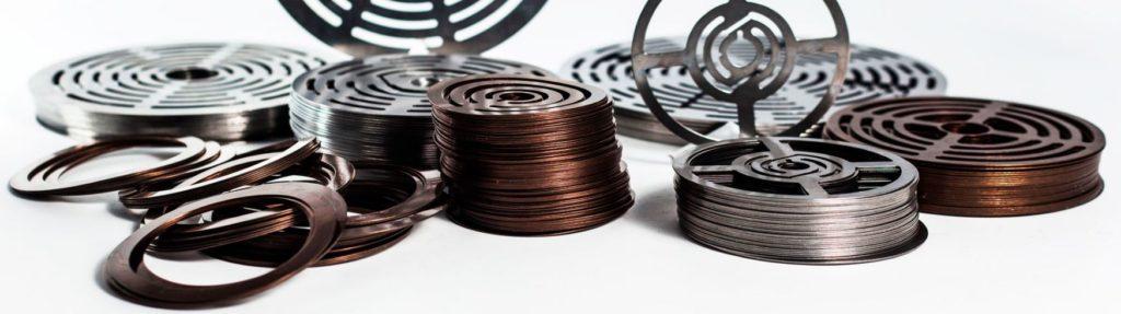 Metallic Plates   KB Delta