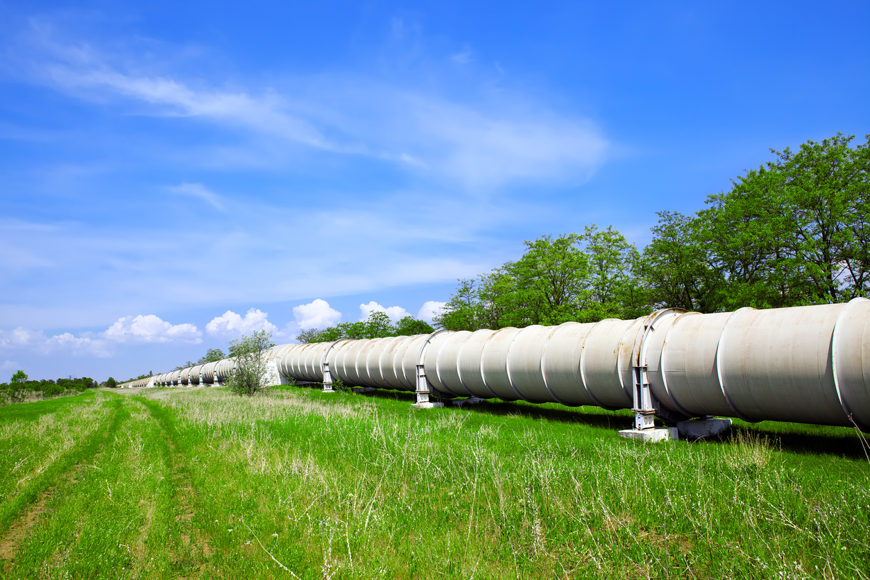 Gas and Oil Pipeline   KB Delta