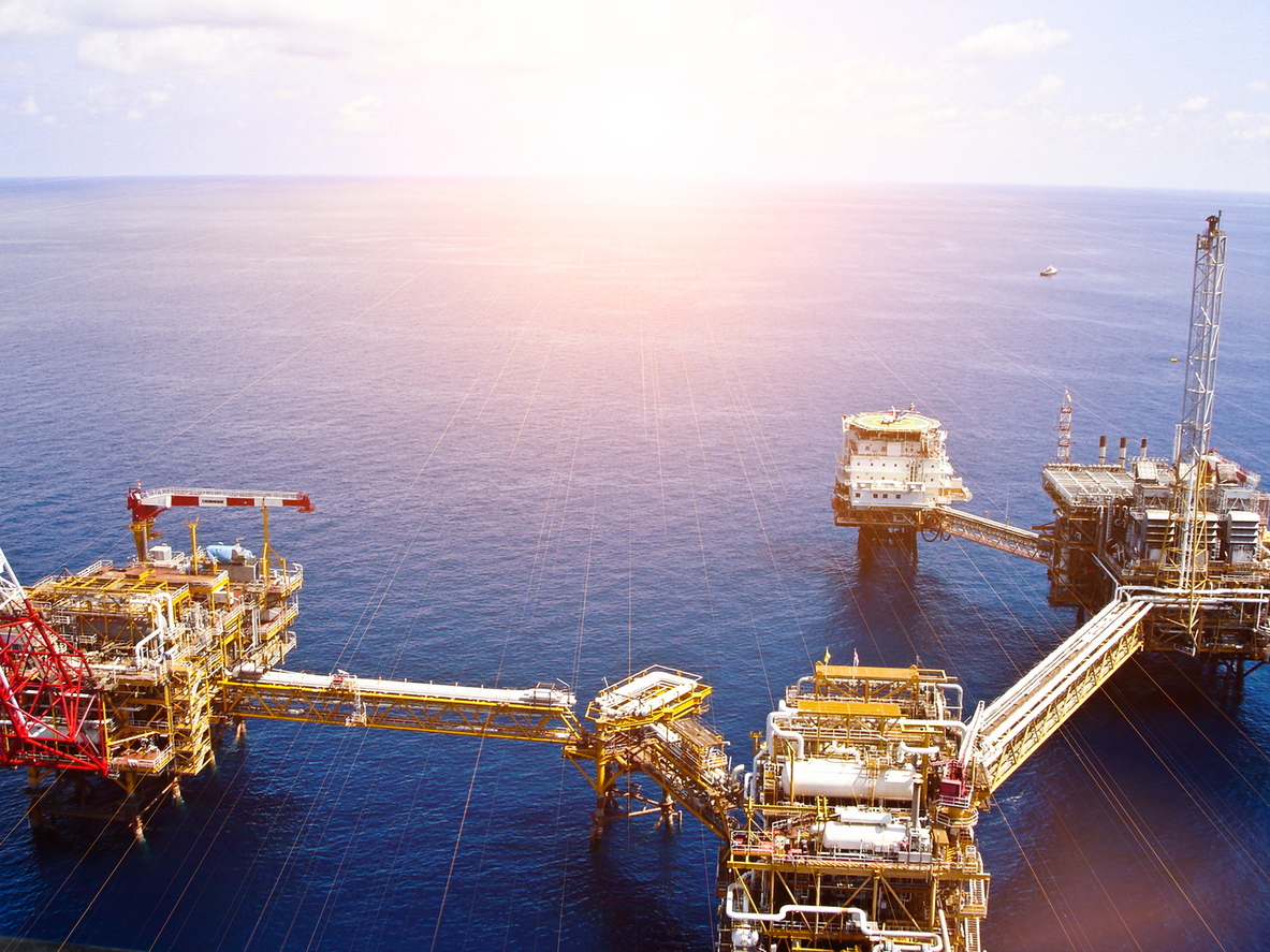 Offshore Natural Gas Processing   KB Delta