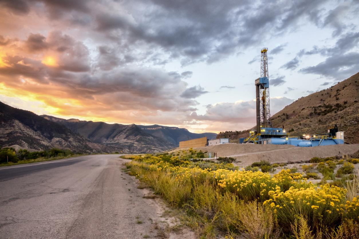 Natural Gas Shale Deposits   KB Delta