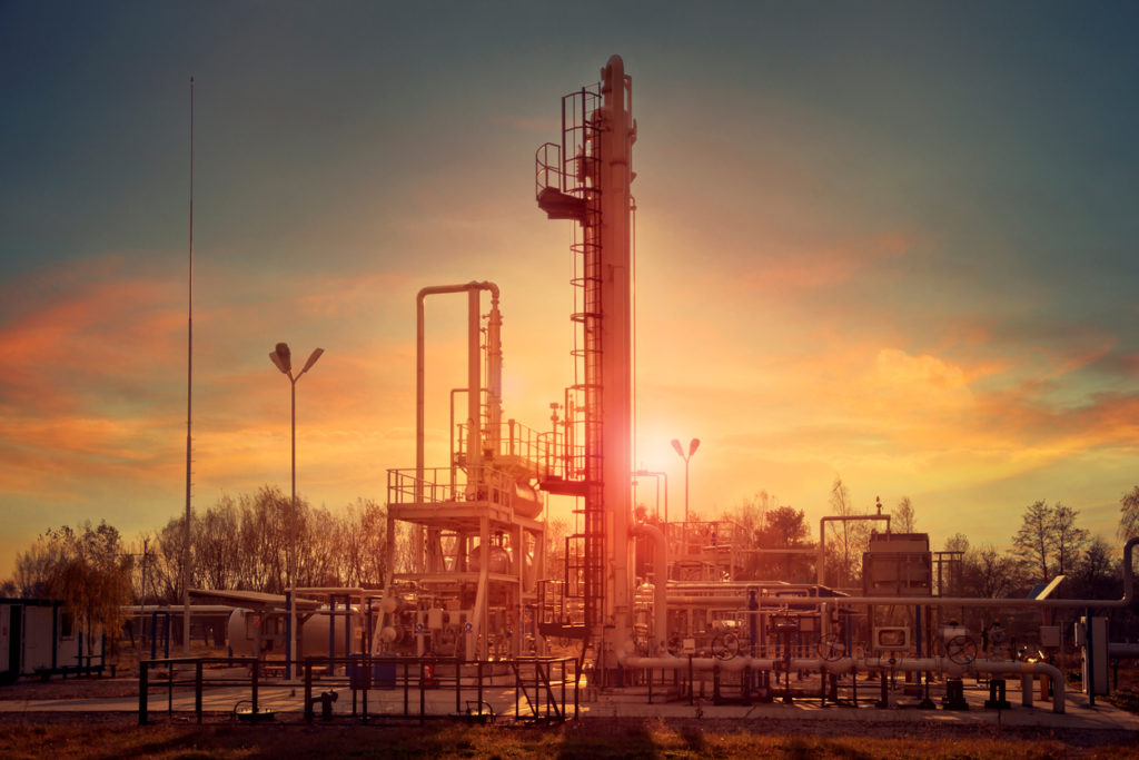 Natural Gas Processing Plant | KB Delta