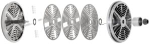 Types of Piston Rings in a Compressor - KB Delta