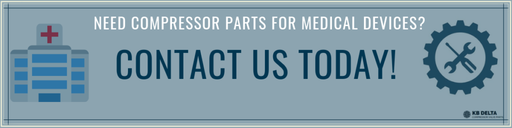 Contact Us for Medical Device Compressors - KB Delta