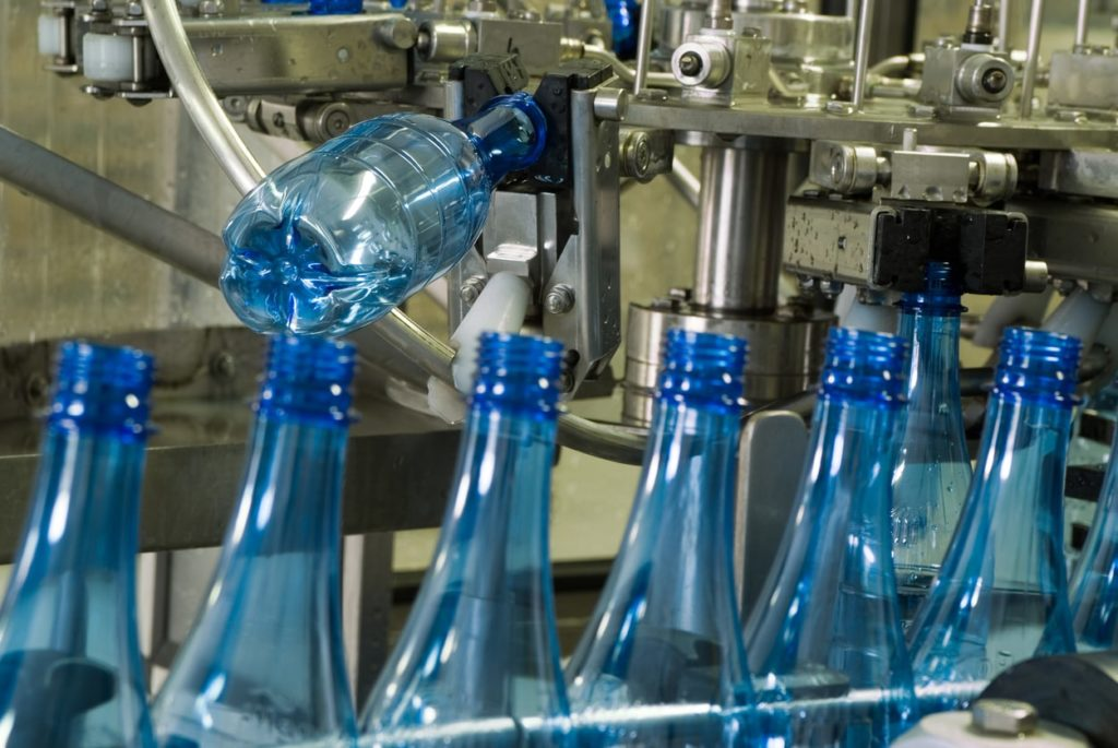 Blow Molding and Shaping of PET Bottles - KB Delta