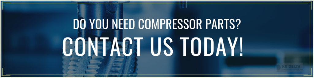 Contact Us for Stainless Steel Manufacturing Compressors - KB Delta