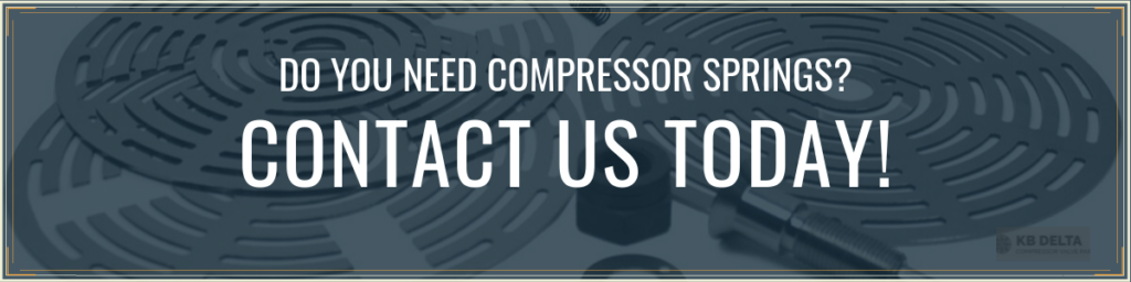 Contact Us for Compressor Springs - KB Delta