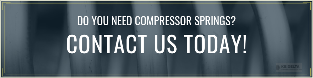 Contact Us for Compressor Springs Today - KB Delta