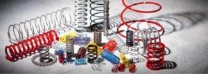 The Basic Types of Helical Springs - KB Delta