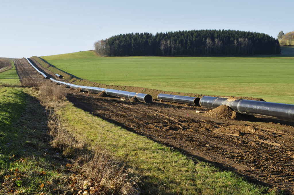 Upstream Natural Gas Pipelines | KB Delta