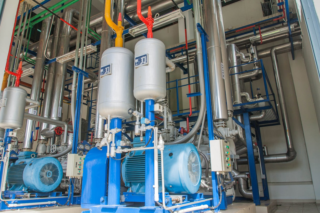Centrifugal vs Reciprocating Compressors:What's The Difference-KB Delta
