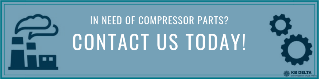 Contact Us Today for Compressor Parts - KB Delta