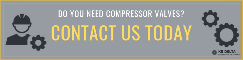Contact Us Today for Compressor Parts or Repair - KB Delta