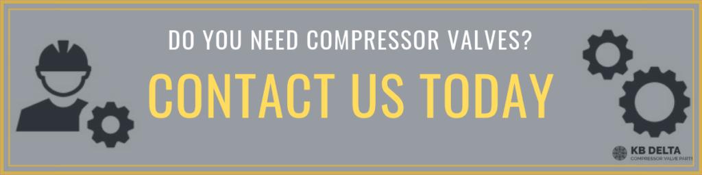 Contact Us Today for Compressor Parts or Repair - KB Delta