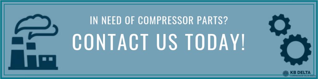 Contact Us Today for Compressor Parts - KB Delta