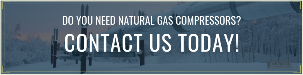 Contact Us for Natural Gas Compressors - KB Delta