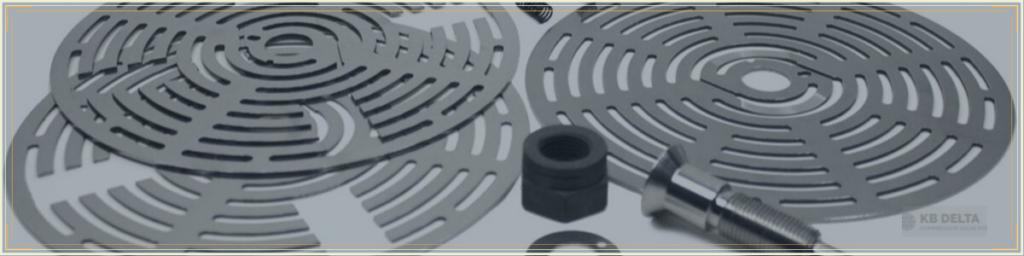 Rebuilding a Compressor With New Valves and Parts - KB Delta