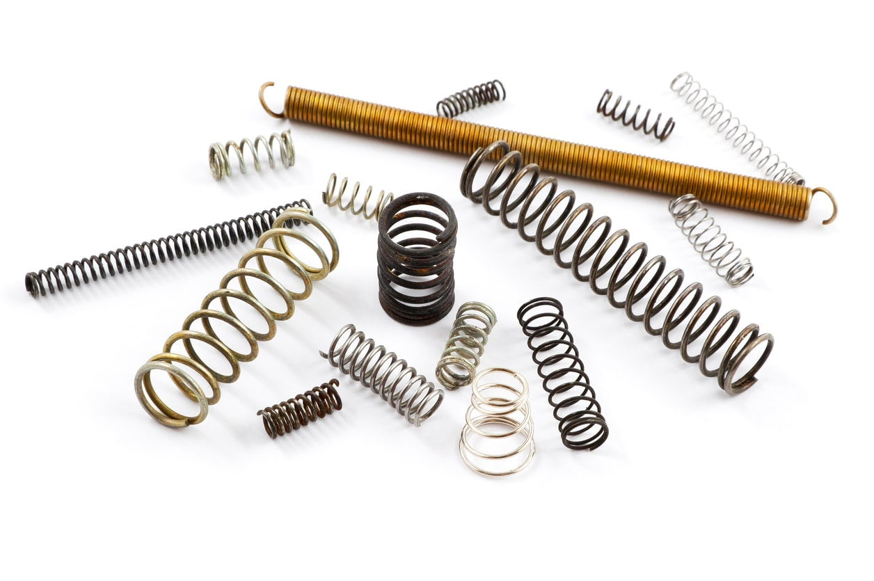 Spring Wire Materials and Types