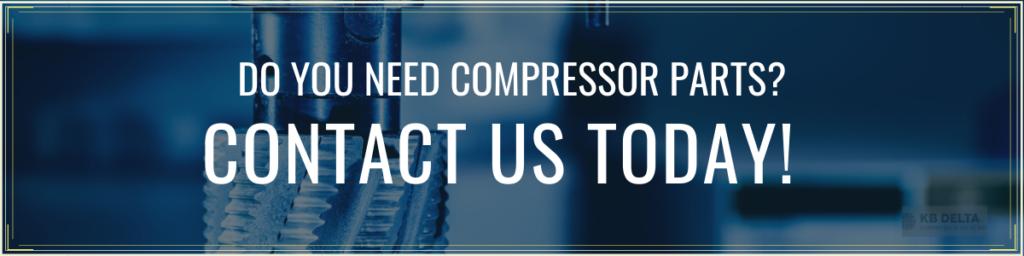Contact Us for Compressor Parts or Repair - KB Delta