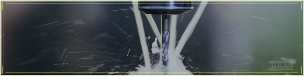 Laser Cutting Compressor Parts - KB Delta