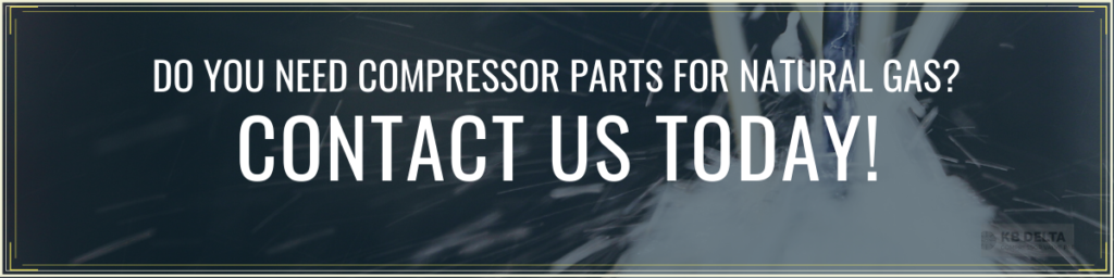 Contact Us for Compressor Parts for Natural Gas - KB Delta