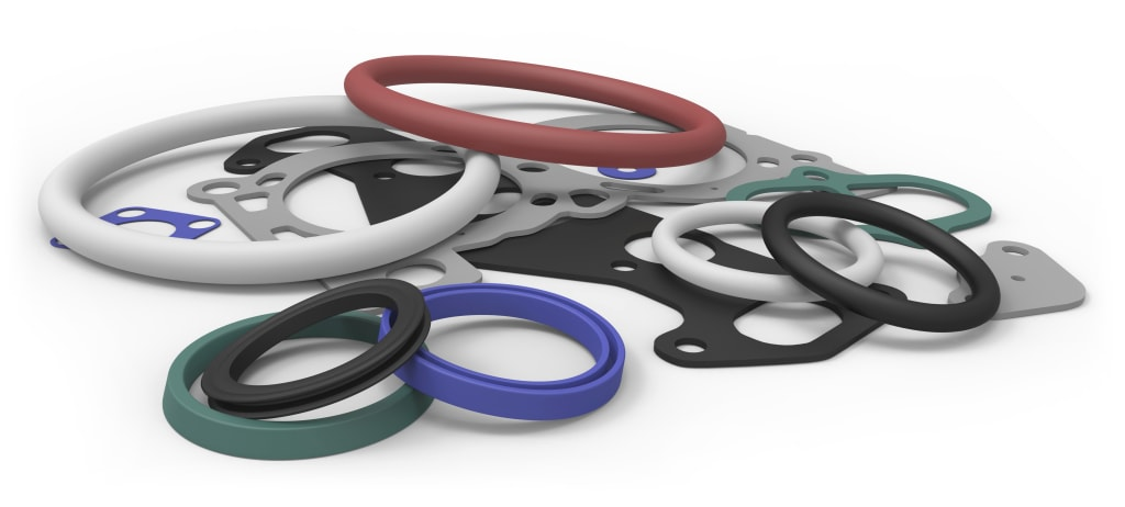 Compressor Rings and Gaskets - KB Delta