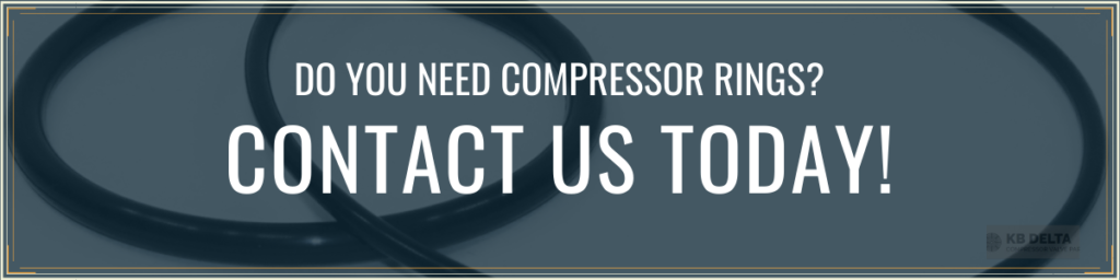 Contact Us for O-Rings or Other Rings for Compressors - KB Delta