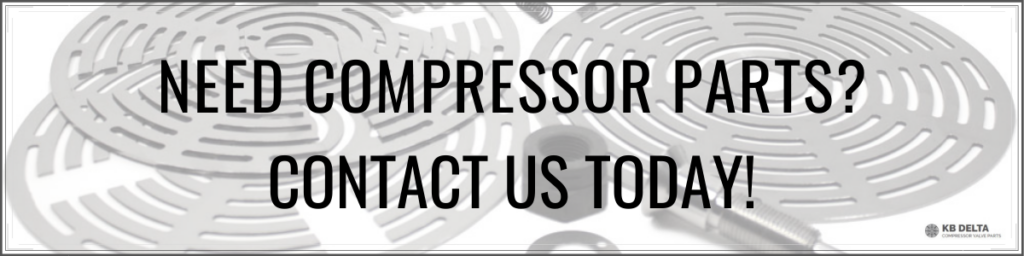 Functions of an Unloader Valve in Reciprocating Compressors - KB Delta